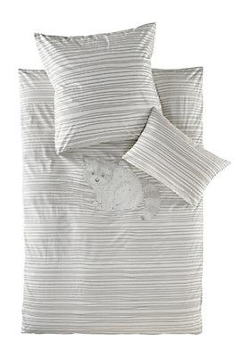 - Renforcé-Bettwäsche Baby  und  Kinder aus reiner Bio-Baumwolle