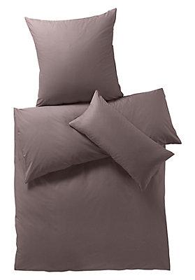 - Renforcé-Bettwäsche aus reiner Bio-Baumwolle