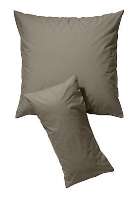 - Renforcé-Kissenbezug aus reiner Bio-Baumwolle