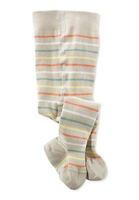 - Ringel-Strumpfhose aus Bio-Baumwolle