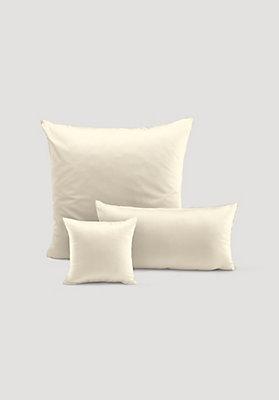 - Satin-Kissenbezug aus reiner Bio-Baumwolle