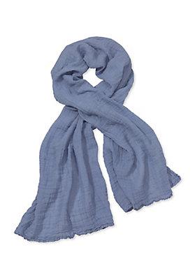 - Schal aus reinem Leinen