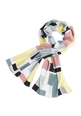 - Schal aus reiner Bio-Baumwolle