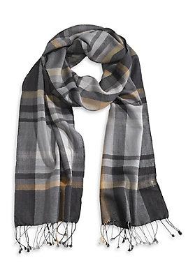 bestseller-herren - Schal aus reiner Schurwolle