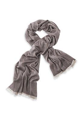 - Schal aus reiner Schurwolle