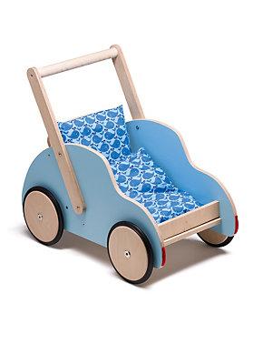 - Schiebewagen Little Tony (inkl. Bettchen Blue Walfisch)