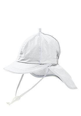 - Schirmkappe aus reiner Bio-Baumwolle