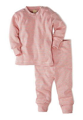 - Schlafanzug aus reiner Bio-Baumwolle