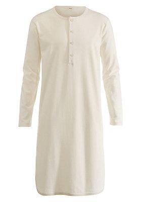 Schlafwäsche - Schlafhemd aus reiner Bio-Baumwolle