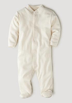 - Schlafoverall aus reiner Bio-Baumwolle