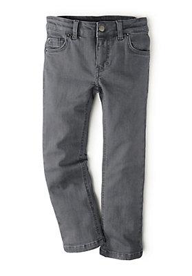 - Schmale Jeans aus Bio-Baumwolle