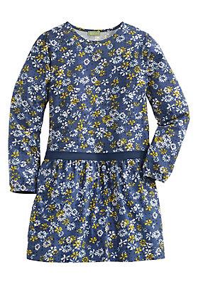 - Shirt-Kleid aus reiner Bio-Baumwolle