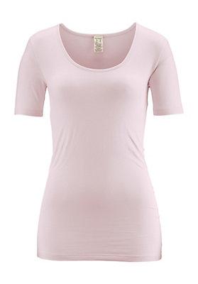 - Shirt aus Bio-Baumwolle und Modal