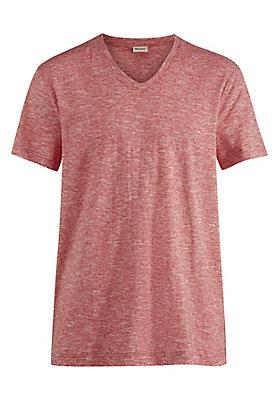 sommermode-fuer-maenner - Shirt aus Hanf mit Bio-Baumwolle