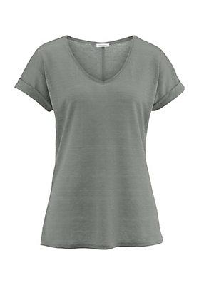- Shirt aus reinem Hanf