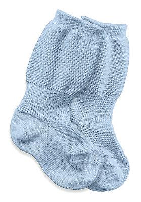 - Socke aus reiner Bio-Merinowolle
