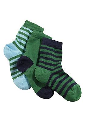 - Socke im 3er-Pack
