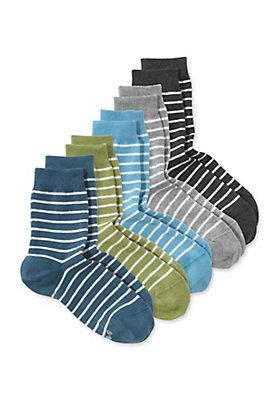 - Socke im 5er-Pack aus Bio-Baumwolle