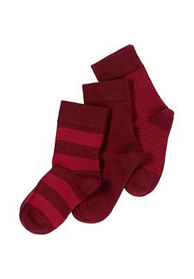 Strümpfe - Socken im 3er-Pack aus Bio-Baumwolle