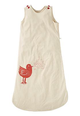 babykollektion - Sommerschlafsack aus reiner Bio-Baumwolle
