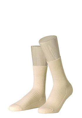 - Sportsocke aus reiner Bio-Baumwolle