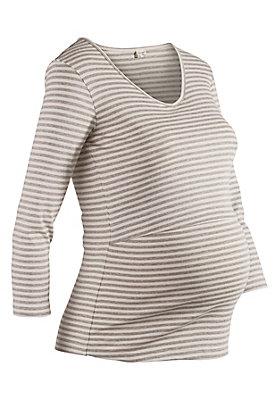 babykollektion - Still-Shirt aus reiner Bio-Baumwolle