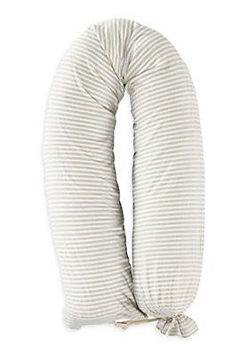 - Stillkissen-Bezug aus reiner Bio-Baumwolle