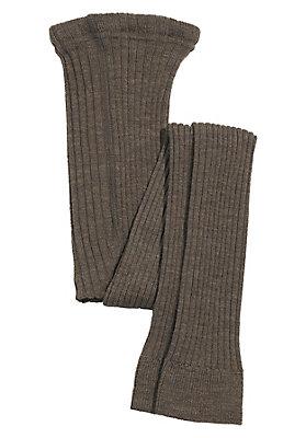 - Strick-Leggings aus Schurwolle mit Bio-Baumwolle