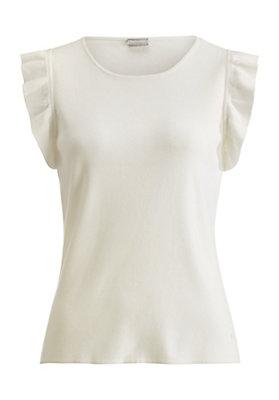 - Strick-Top aus reiner Bio-Baumwolle