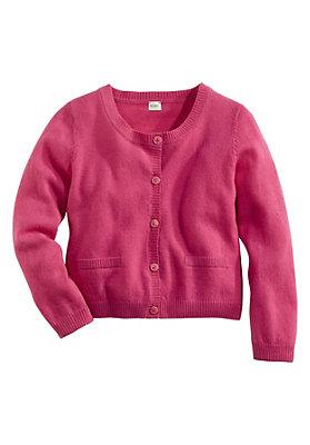 Pullover-und-Strickjacken Kinder - Strickjacke aus reiner Schurwolle