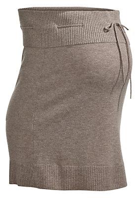 - Strickrock aus Schurwolle