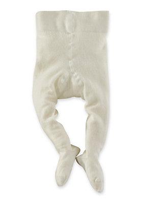 - Strumpfhose aus Schurwolle mit Baumwolle