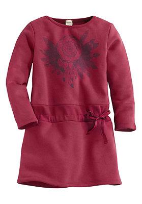 schulanfang - Sweatkleid aus reiner Bio-Baumwolle