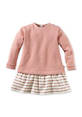 - Sweatkleid aus reiner Bio-Baumwolle
