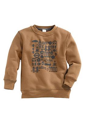 - Sweatshirt aus Bio-Baumwolle