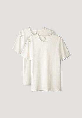 - T-Shirt PureLUX im 2er Set aus Bio-Baumwolle