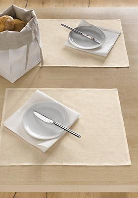 - Tischset aus Hessen-Leinen, 2er-Set