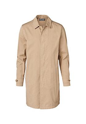 - Trenchcoat aus reiner Bio-Baumwolle