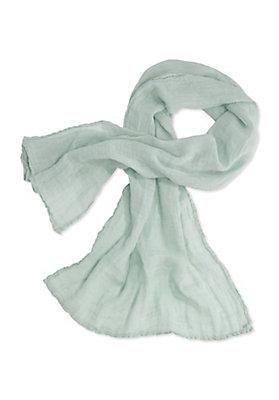 - Unisex Schal aus reinem Leinen
