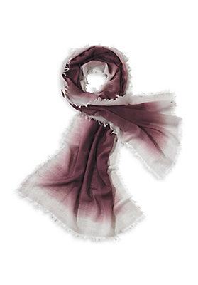 - Unisex Schal aus reiner Schurwolle