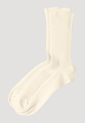 - Unisex Socke aus reiner Bio-Baumwolle