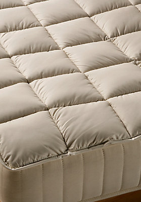 - Unterbett Kapok und Bio-Baumwolle
