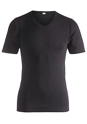 - V-Shirt aus reiner Bio-Baumwolle