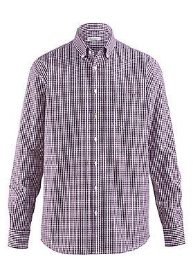 karo-und-jeans-fuer-herren - Vichy Karo-Hemd comfort fit