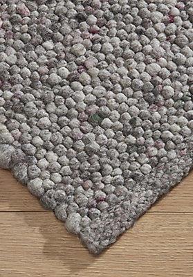 - Web-Teppich Heidschnucke aus reiner Schurwolle