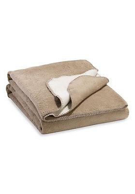 - Wendedecke aus reiner Bio-Baumwolle