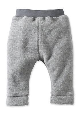 - Wollfleece Hose aus reiner Bio-Merinowolle