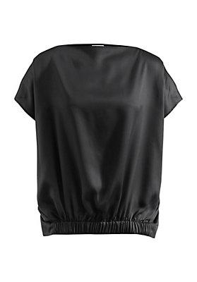 - Zero Waste Bluse aus reinem Modal