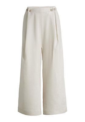 - Zero Waste Culottes aus Modal mit Schurwolle