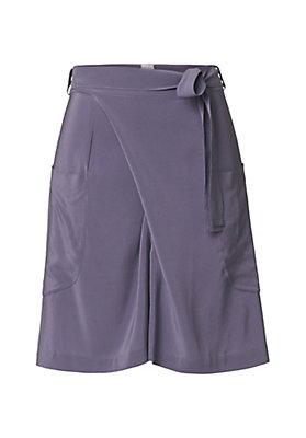 - Zero Waste Shorts aus reiner Seide
